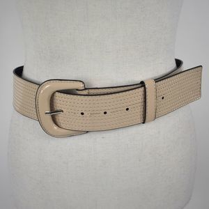 The Limited frame buckle casual belt M